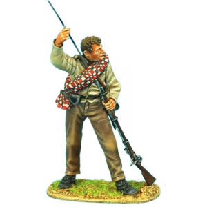 ACW053 CONFEDERATE INFANTRY STANDING LOADING