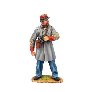 ACW091 CONFEDERATE ARTILLERY OFFICER
