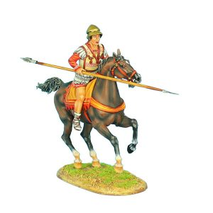 AG019 MACEDONIAN HETAIROI WITH SPEAR #1