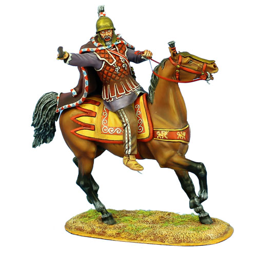 AG040 PERSIAN MOUNTED COMMANDER