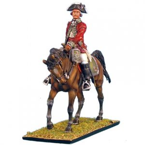 AWI025 BRITISH 5TH FOOT MOUNTED COLONEL