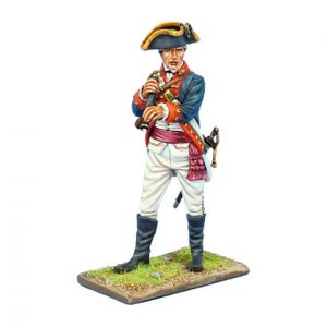 AWI089 BRITISH ARTILLERY OFFICER