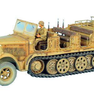 DAK021 DAK GERMAN SdKfz 7  8 TON PRIME MOVER - 21ST PANZER DIVISION