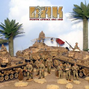 Das Deutsch Afrika Korps