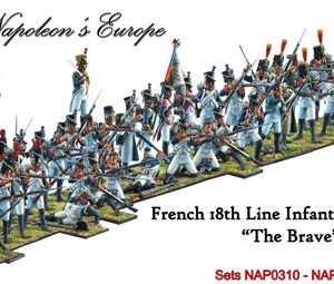 French 18th Line Infantry