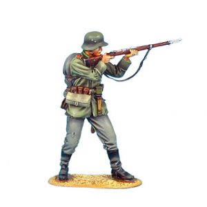 GW002 GERMAN STANDING FIRING - 62ND INFANTRY DIVISION
