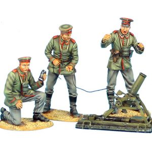 GW009 GERMAN MORTAR TEAM WURTTEMBERG CO.307
