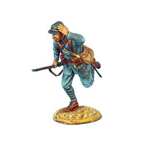 GW019 FRENCH INFANTRY CHARGING #2 - 34TH INFANTRY REGIMENT