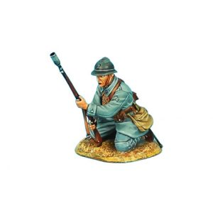 GW023 FRENCH INFANTRY FIRING GRENADE - 34TH INFANTRY REGIMENT