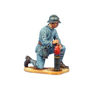 GW039 FRENCH ARTILLERY CREW TWISTING FUSE