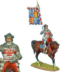MED002 KING'S STANDARD BEARER SIR JOHN CODRINGHAM