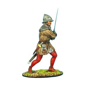 MED014 FRENCH MAN-AT-ARMS #1