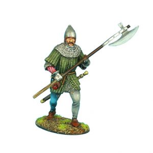 MED015 FRENCH MAN-AT-ARMS #2