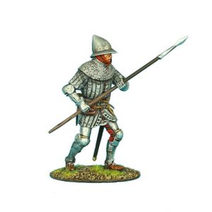 MED017 FRENCH MAN-AT-ARMS #4
