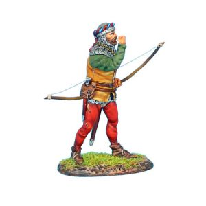 MED032 ENGLISH ARCHER COMMANDER