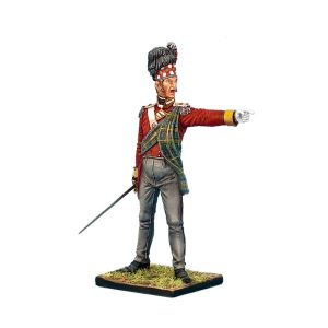NAP0206 92nd GORDON HIGHLANDER OFFICER