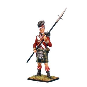 NAP0207 92nd GORDON HIGHLANDER SERGEANT