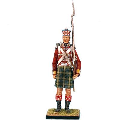 NAP0210 92nd Gordon Highlander Standing