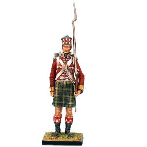 NAP0210 92nd GORDON HIGHLANDER STANDING
