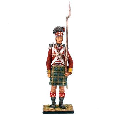 NAP0211 92nd Gordon Highlander Standing