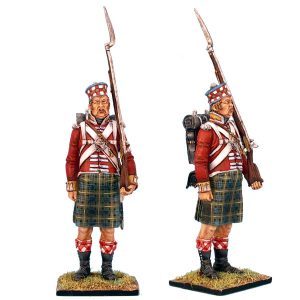 NAP0214 92nd GORDON HIGHLANDER STANDING - OVERWEIGHT