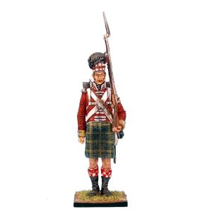 NAP0216 92nd GORDON HIGHLANDER STANDING - TALL