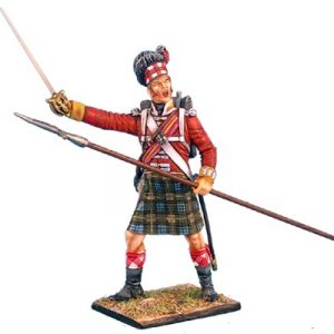 NAP0260 92nd GORDON HIGHLANDER SERGEANT
