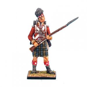 NAP0266 92nd GORDON HIGHLANDER STANDING READY