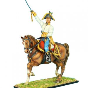 NAP0292 AUSTRIAN HAHN GRENADIER MOUNTED COLONEL