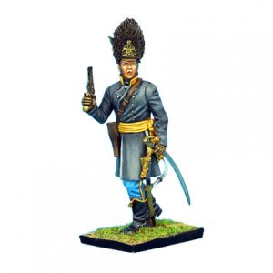 NAP0293 AUSTRIAN HAHN GRENADIER OFFICER