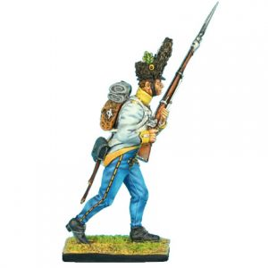 NAP0303 AUSTRIAN HAHN GRENADIER ADVANCING RAISED MUSKET