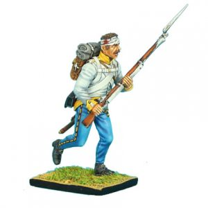NAP0304 AUSTRIAN HAHN GRENADIER CHARGING BANDAGED HEAD