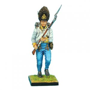 NAP0305 AUSTRIAN HAHN GRENADIER ADVANCING RAISED MUSKET