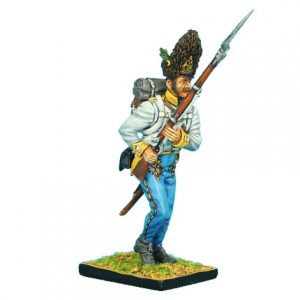 NAP0306 AUSTRIAN HAHN GRENADIER CHARGING RAISED MUSKET