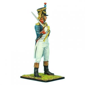 NAP0311 FRENCH 18th LINE INFANTRY FUSILIER CAPTAIN