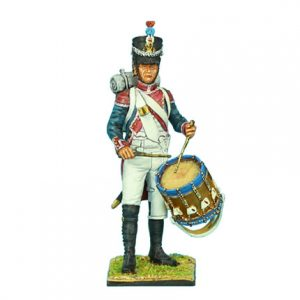 NAP0313 FRENCH 18th LINE INFANTRY DRUMMER