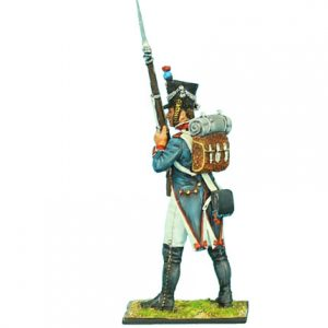 NAP0318 FRENCH 18th LINE INFANTRY FUSILIER STANDING READY