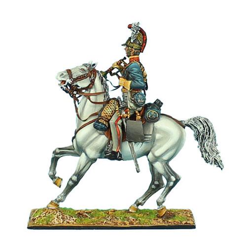 NAP0393 ROYAL HORSE GUARDS TRUMPETER
