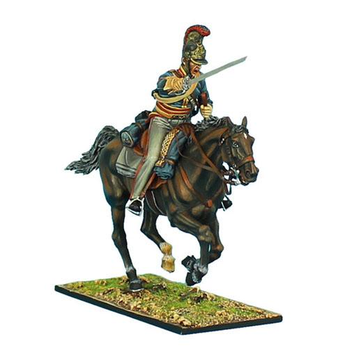NAP0394 ROYAL HORSE GUARDS SERGEANT