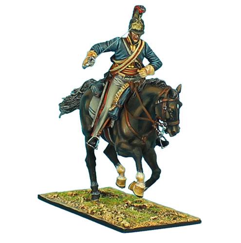 NAP0398 ROYAL HORSE GUARDS TROOPER #4