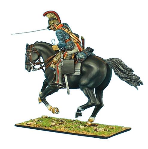 NAP0400 ROYAL HORSE GUARDS TROOPER #6