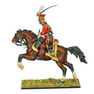 "NAP0421 2nd DUTCH ""RED"" LANCERS OF THE IMPERIAL GUARD NCO"