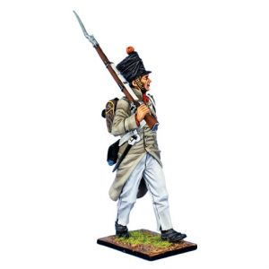 NAP0466 FRENCH 45th LINE INFANTRY FUSILIER MARCHING #6