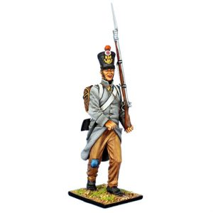 NAP0470 FRENCH 45th LINE INFANTRY FUSILIER MARCHING #10