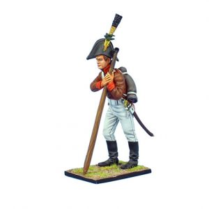 NAP0506 AUSTRIAN ARTILLERY GUNNER WITH HAND SPIKE