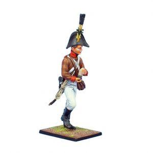 NAP0507 AUSTRIAN ARTILLERY GUNNER WITH CARTRIDGE