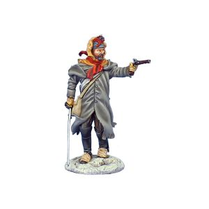 NAP0512 FRENCH CUIRASSIER SHOOTING PISTOL - 2nd CUIRASSIERS
