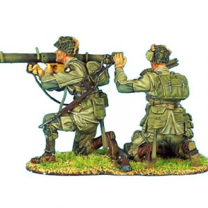 NOR011 US 101st AIRBOURNE PARATROOPER BAZOOKA TEAM