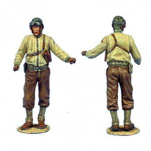 NOR049 US 4th ID US TANK COMMANDER