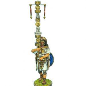 ROM042 IMPERIAL ROMAN PRAETORIAN GUARD SIGNIFER
